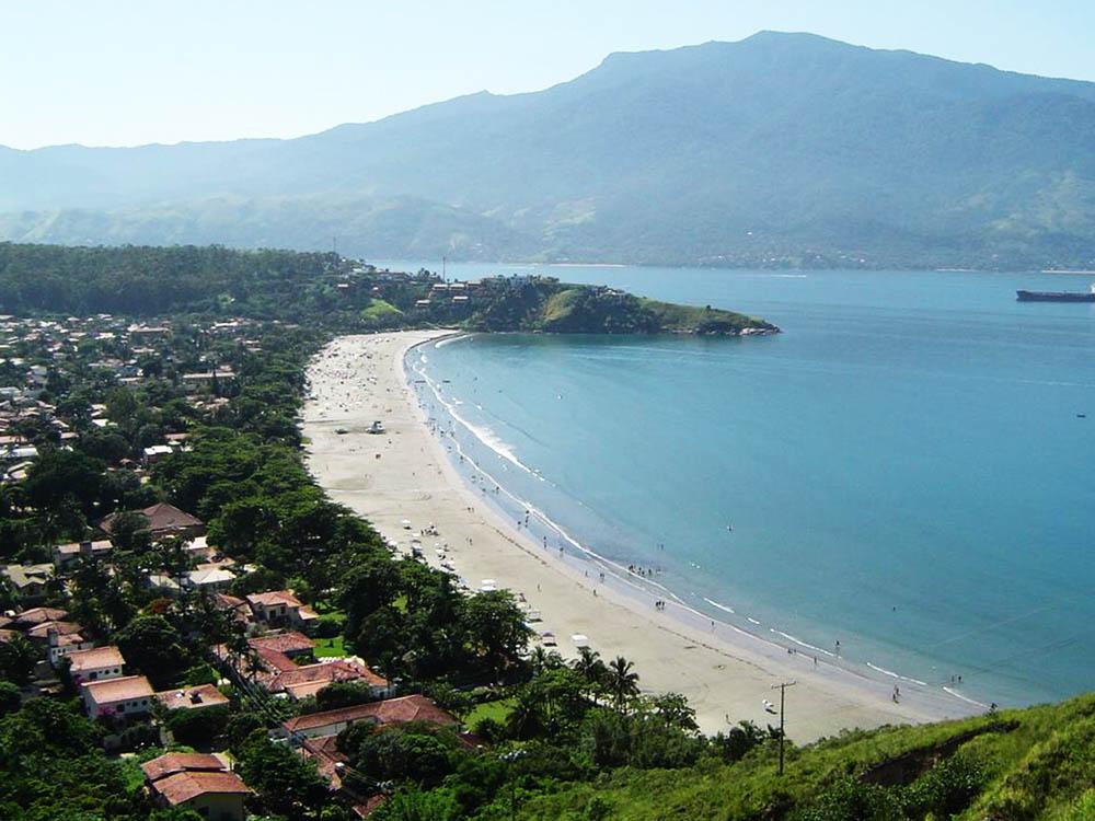 Praia Ponta de Baraqueçaba – São Sebastião