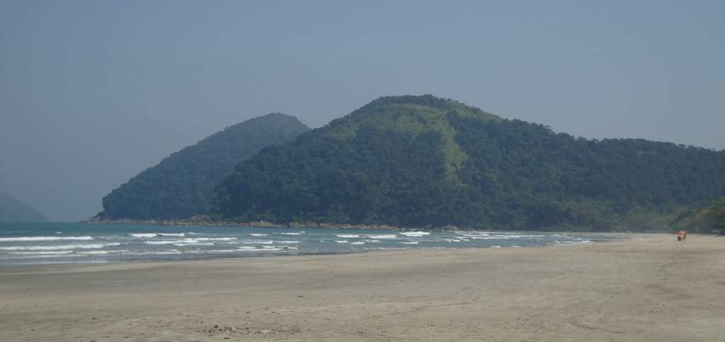 Praia da Baleia – São Sebastião