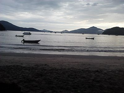 Praia Barra Seca - Ubatuba