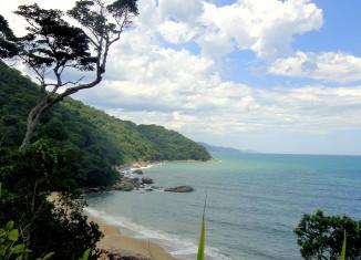Praia Brava – Caraguatatuba