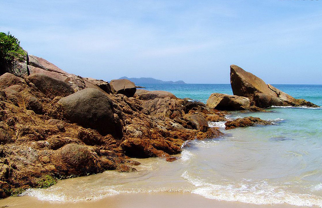 Praia Brava da Almada - Ubatuba