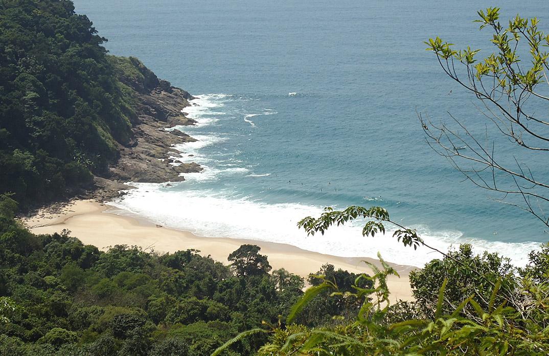 Praia Brava – São Sebastião