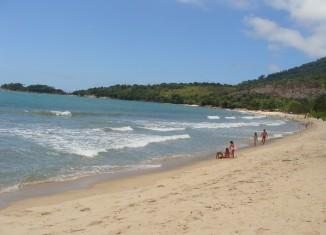 Praia Caçandoca – Ubatuba