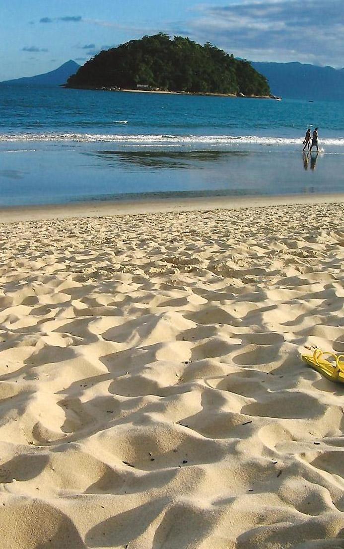 Praia Cocanha – Caraguatatuba