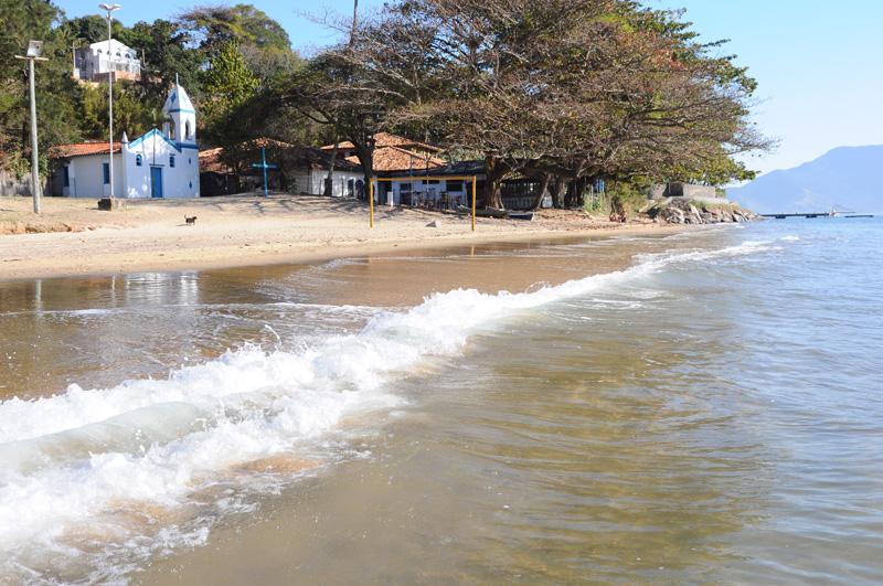 Praia da Armação – Ilhabela