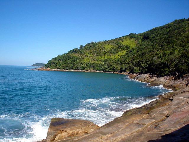Praia da Fortaleza – Ubatuba