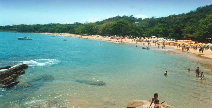 Praia do Curral – Ilhabela