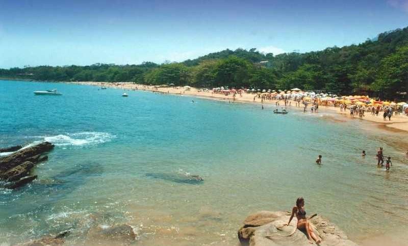 Praia do Curral – Ilhabela