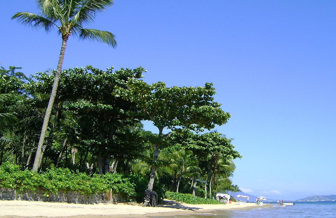 Praia do Pinto – Ilhabela