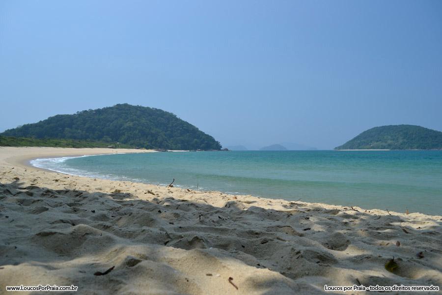 Praia do Prumirim - Ubatuba
