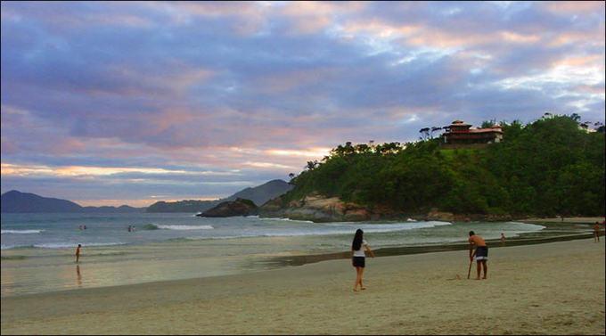 Praia do Tenório – Ubatuba