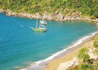 Praia Jabaquara – Ilhabela
