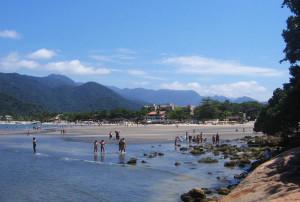 Praia Tabatinga - Ubatuba