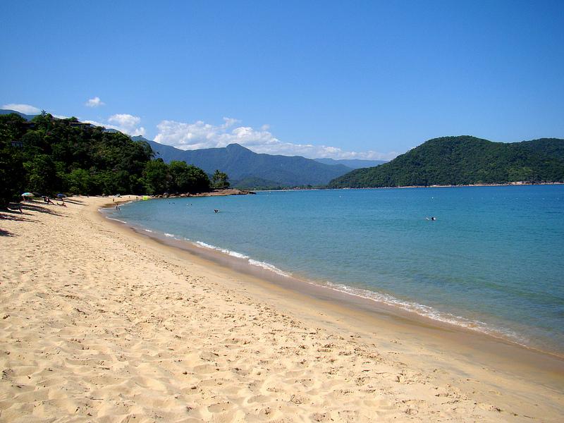Praia Vermelha do Sul – Ubatuba