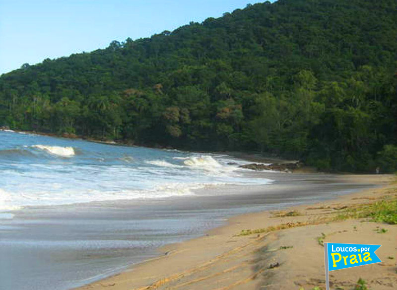 Praia do Camburi – Guarujá