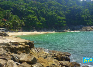 Praia do Éden – Guarujá