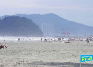 Praia Gonzaga – Santos