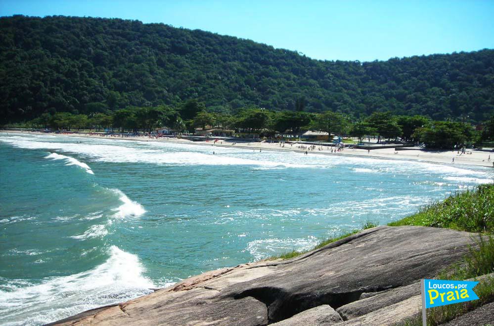 Praia Guaiúba – Guarujá