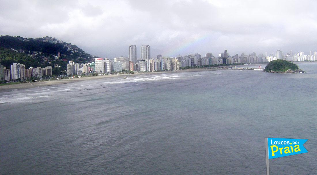 Praia Itararé – São Vicente