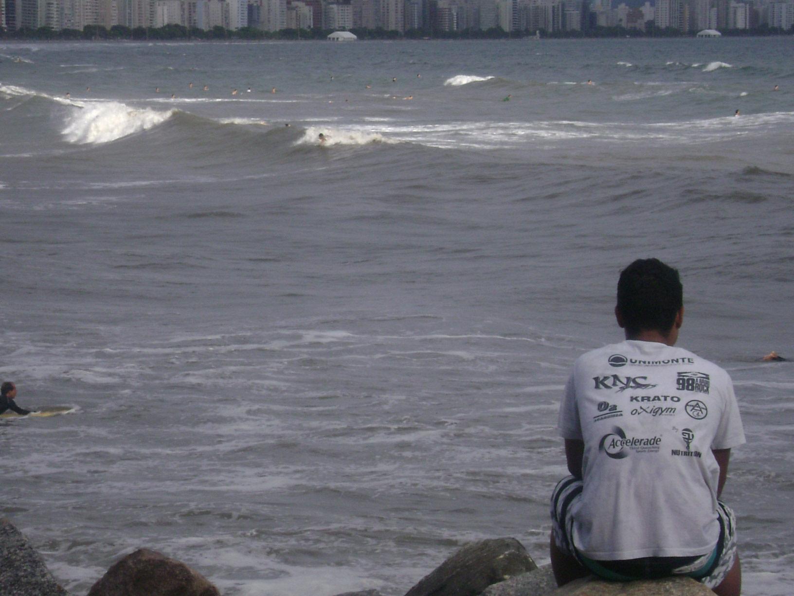 Praia José Menino – Santos