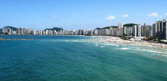 Praia Pitangueiras – Guarujá
