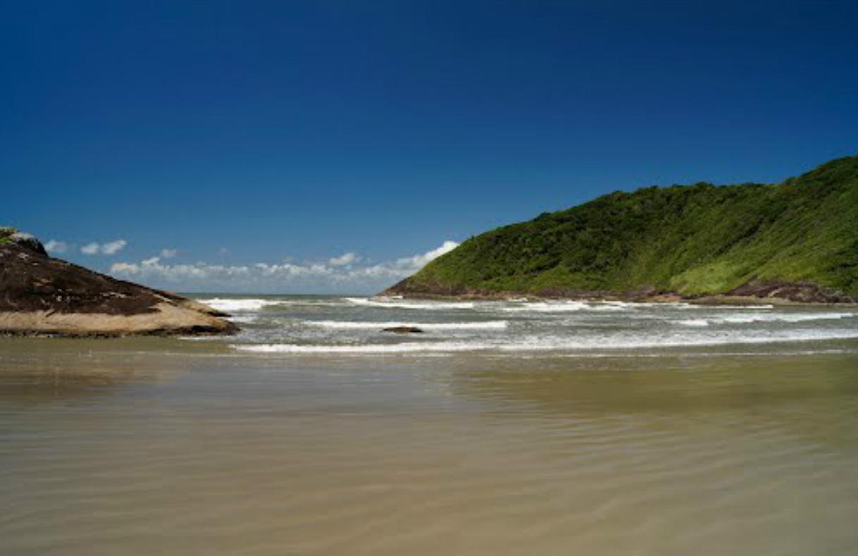 Praia Brava - Peruíbe