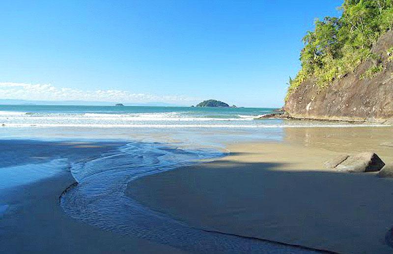 Praia do Arpoador - Peruíbe