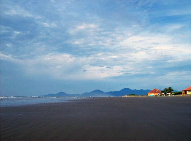 Praia Cibratel - Itanhaém