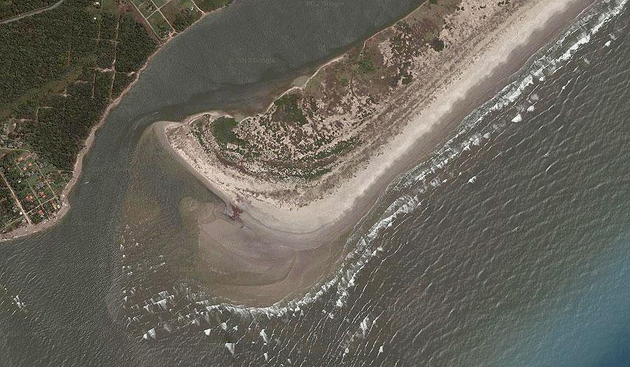 Praia da Jureia - Iguape