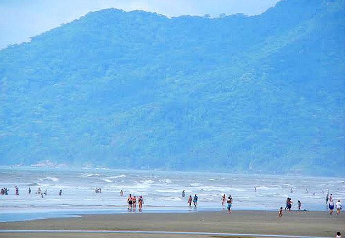 Praia do Canto - Peruíbe