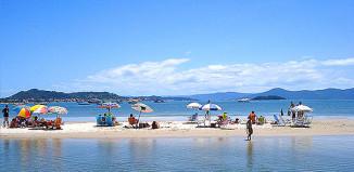 Praia da Cachoeira do Bom Jesus - Florianópolis - por elfotobloger