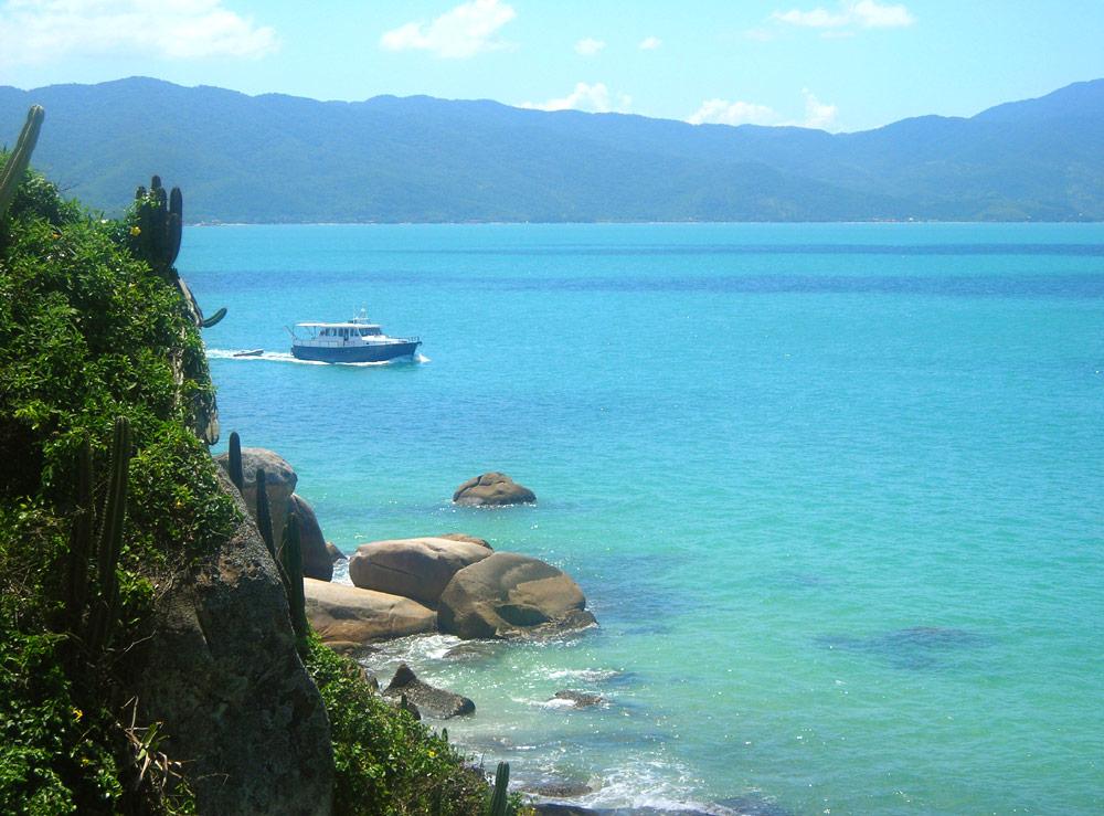 Praia do Forte - Florianópolis - por brasilpraia