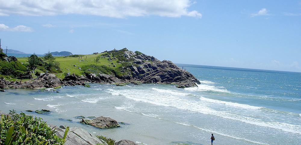 Praia do Matadeiro - Florianópolis - floripamais.com