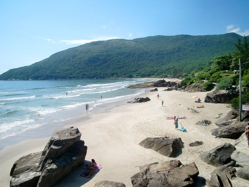 Praia do Matadeiro - Pousadas em Florianópolis - por Bruno Motta