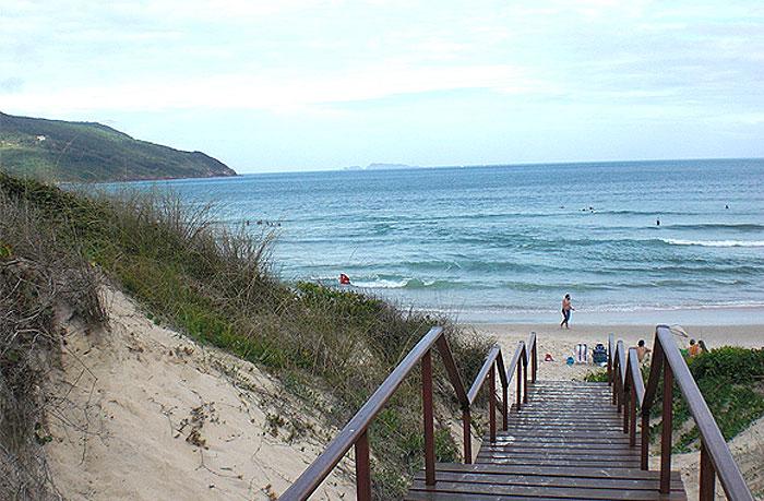 Praia dos Açores - Florianópolis - por stummjr