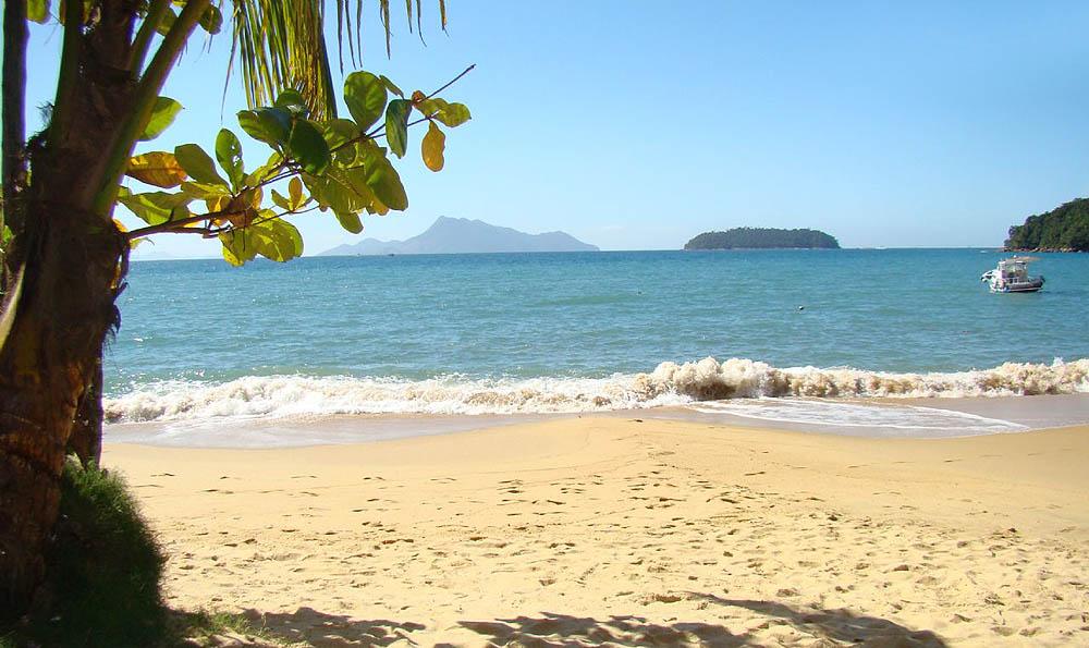 Praia Palmas - Ilha Grande - por TLN