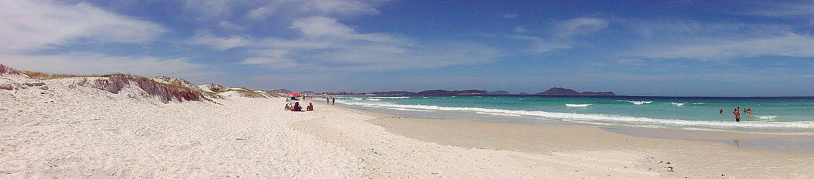 Praia das Dunas - Cabo Frio - por vipareifotografei