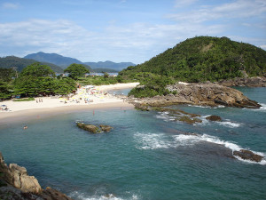 Praia do Cachadaço - Trindade - por viagensecaminhos