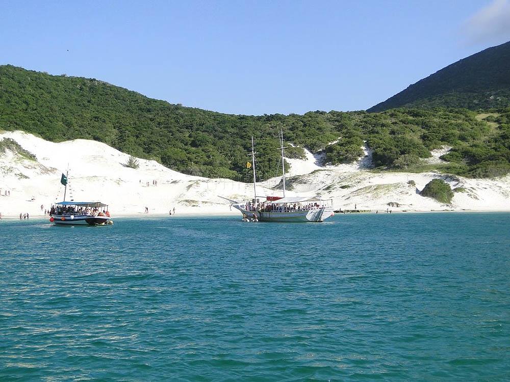 Praia do Farol - Arraial do Cabo - por Ludmy