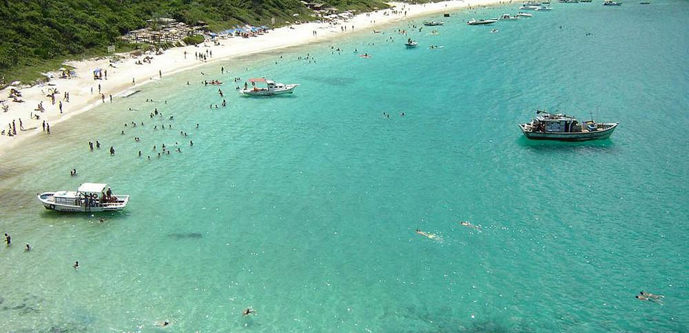 Praia do Forno - Arraial do Cabo - por Carlos Maia Klayn