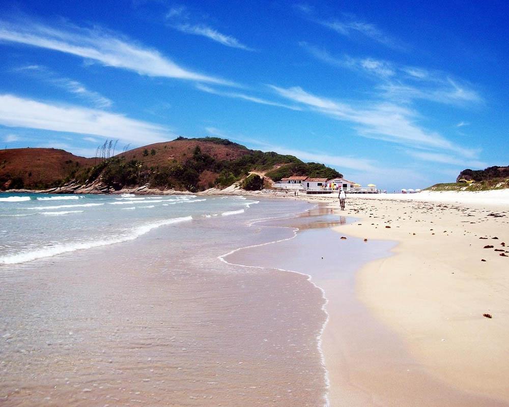 Praia do Peró - Cabo Frio - por Aline Carvalho
