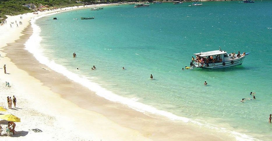 Praia do Pontal - Arraial do Cabo - por Carlos Maia Klayn