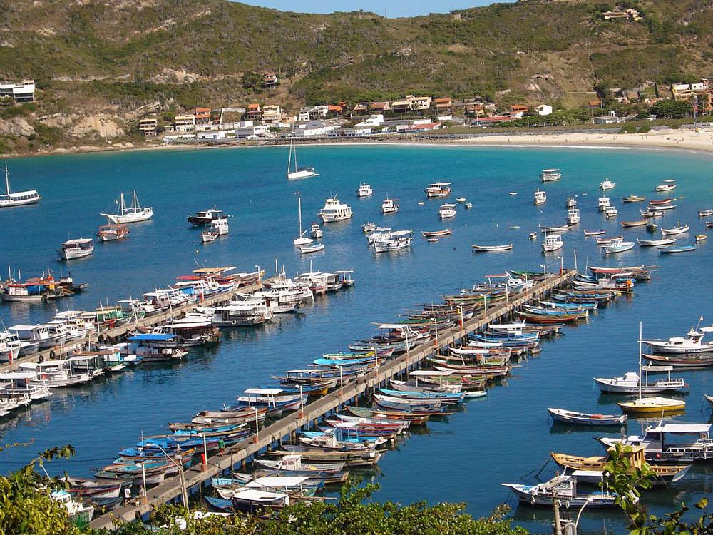 Praia dos Anjos - Arraial do Cabo - por Adriano Santos