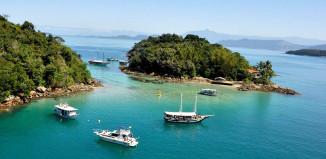 Lagoa Azul - Ilha Grande