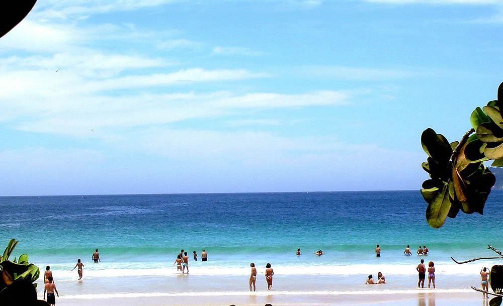 Praia Lopes Mendes - Ilha Grande - por EduFlu
