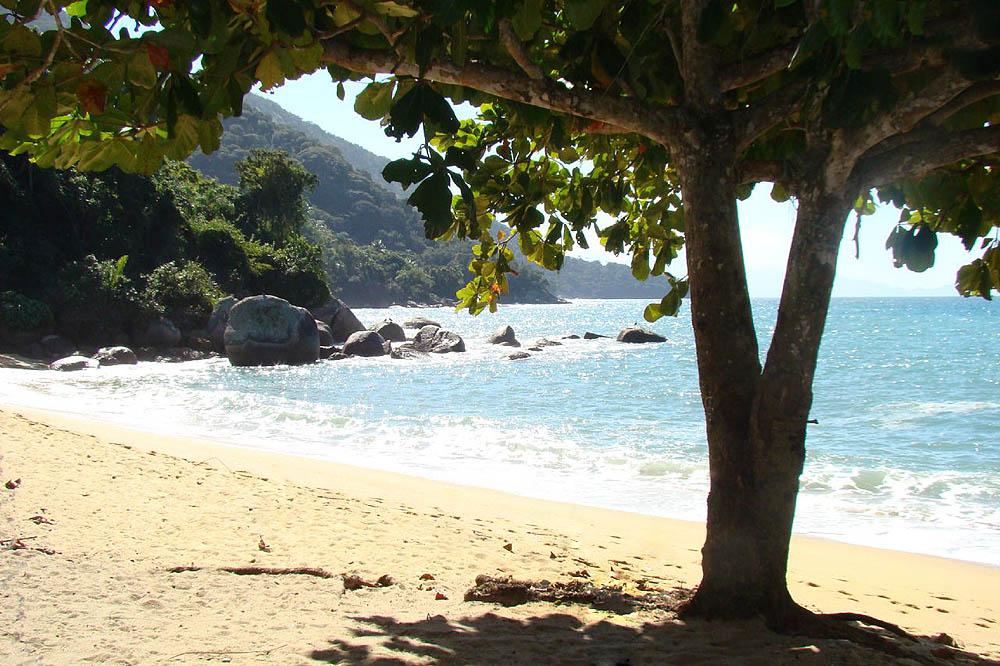 Praia Palmas - Ilha Grande - por TLN2
