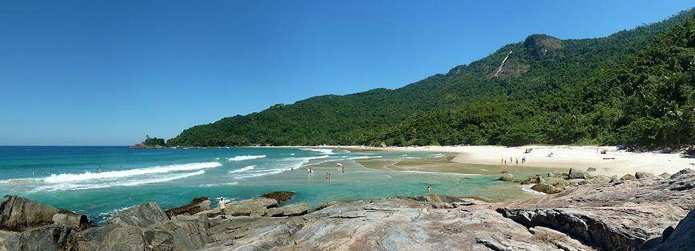 Praia do Aventureiro - Ilha Grande - por Miguel Alonso