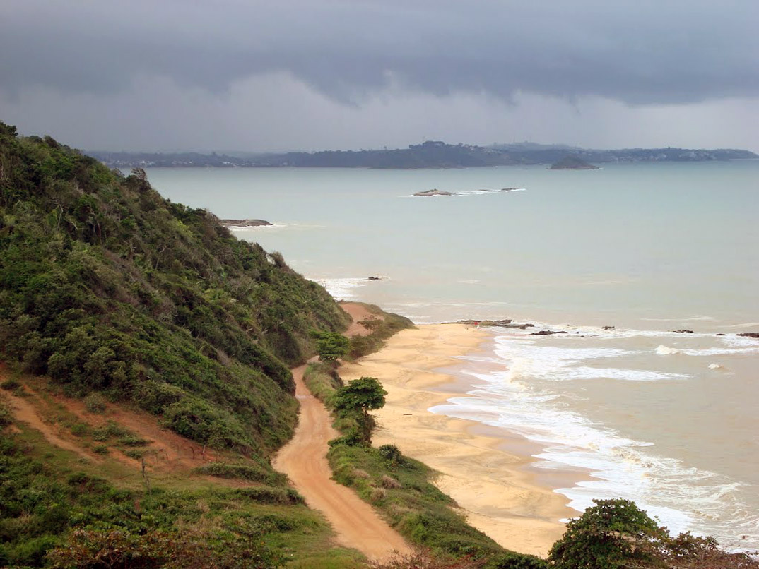 Praia Gamboa – Garopaba - por panoramio-com