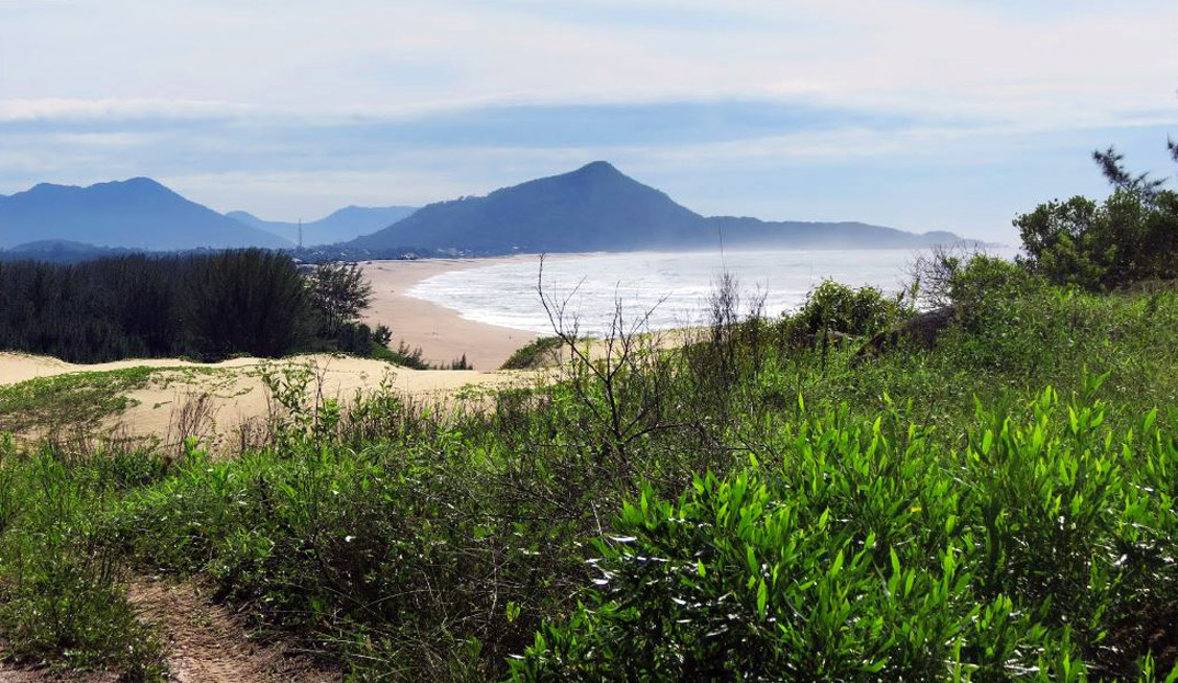 Praia Gamboa – Garopaba - por susy-dienstbach