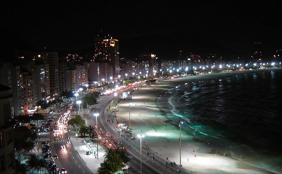 Copacabana - por MLB